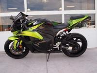 This auction is for one 2009 Honda CBR 600RR. This bike