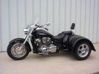 This is a brand NEW Trike and Motorcycle. List price is