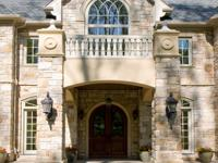European Chateau in Alluring Bucks County  This 3.5