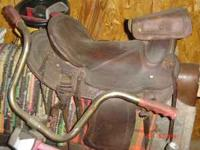 Abetta light weight saddle in new condition,new