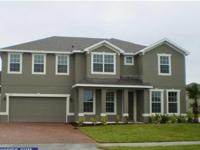 Brand new houses in Central Florida, built in concrete