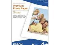 NEW! HP and Epson Premium Photo Paper Large Format