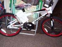 "New 20"" Bmx, still have original papers attached,"