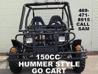 New go kart 150cc Fully automatic with reverse 4 stroke