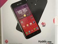 New Hydro|VIBE 4GLTE NEW SEALED IN BOX W/1YR WARRANTY