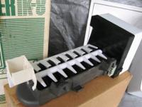 New, IK-8 model Ice maker in the original box including