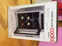 New in Box Cooks by JCPenny Home Collection 6 Bottle