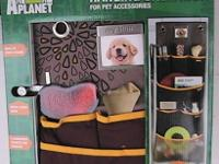 NEW IN BOX ANIMAL PLANET HANGING ORGANIZER FOR PET