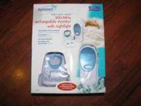 NEW IN BOX BABY MONITOR $15.00 1- Location: GENEVA