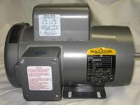 Baldor Industrial Electric Motor - Model EMOB62152.OE I