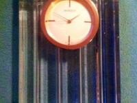 New In Box Marquis By Waterford Crystal Quadrata Clock