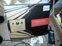 Selling a Brand New Toshiba Satellite C855-S5356 This