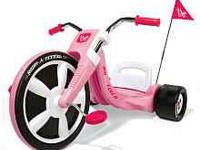 NEW IN BOX Radio Flyer Big Flyer Bike - Girls LIST