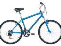 A New Red 2006 Diamondback Wildwood Citi Bicycle for