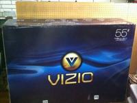 Brand new and still in the factory sealed box. Vizio