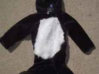Adorable New Plush Animal Costumes - $10 Infant (0-6