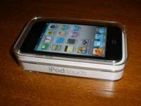 Brand New never opened IPOD touch 4th gen 32GB. Firm