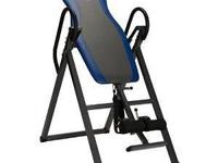 Hi i am marketing a brand-new IRONMAN inversion table