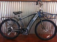 New Izip E3 Metro electric bike in a men's diamond