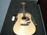 New Jasmine by Takamine S35 Acoustic guitars $115.00