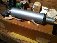 BRAND NEW JD L/ LA MUFFLER $55 (org $89.50) CALL TEXT