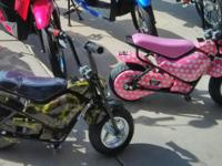 These Jetson Junior Kids Electric bikes are head