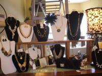 New Jewelry, New Purses, Hair Combs, Boot Jewelry,