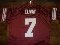 I have a Brand New WITH TAGS John Elway Collegiate