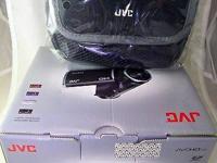 JVC HD Everio GZ-HM30 Video camera + JVC Bring Case.