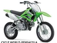 NEW Kawasaki Klx 110 & Klx 140. Great Beginner Bikes