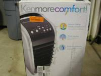 This is a NEW (open box item) Kenmore Home Comfort