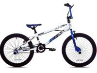 "We have a ""Kent Pro 20 Boy's Freestyle Bike (20-Inch"