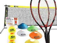 New in Box! Gamma First Set Complete Tennis Kit - $60