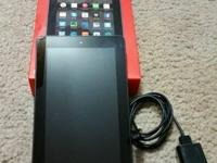 Brand new in factory sealed box Kindle fire, 5th