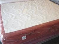 This is a BRAND NEW Serta Memory Foam Mattress and