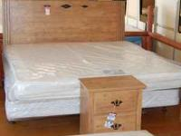 OPEN 10:30AM TILL 7PM......KING SIZE SAVANNAH PINE