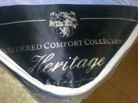 SPECIAL ON THESE BRAND NEW HERITAGE COLLECTION KING