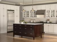 Kitchen and Bath Cabinets, at Wholesale Prices; in