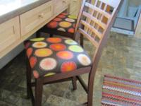 Brand new kitchen stools....... our goof up is your