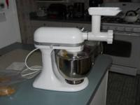 KitchenAid Stand Mixer , bought for the wife and never