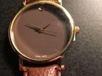 LARGE SELECTION OF MENS AND WOMENS 1ST CLASS WATCHES