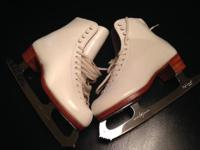 NEW Riedell Silverstar 355 skating boots with MK