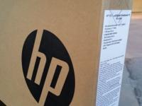 New HP 15.6 touch screen laptop computer brand-new in