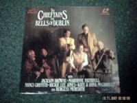 (NEW STILL SEALED) LASER DISC. THE CHIEFTAINS THE BELLS