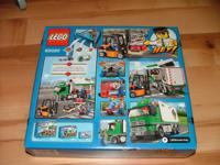 New Lego City Cargo Truck  60020  321 Pieces