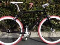 Great quality/style Aluminum Fixed Gear Bike BIG SALE