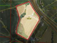 38.2 acre tillable parcel located just outside New