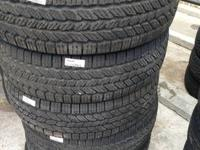 We have a set of almost brand new 99% tread take off 17
