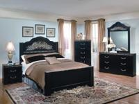 New in Boxes. Queen Size Bedroom Set. Available in