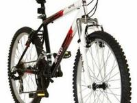 "We have a ""Mantis Raptor Boys 24- Inch Bike,"